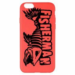 Чохол для iPhone 6 Plus/6S Plus Fisherman