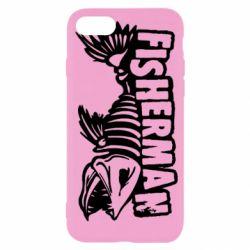 Чохол для iPhone 7 Fisherman