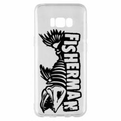 Чохол для Samsung S8+ Fisherman