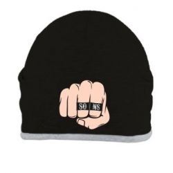 Шапка Fist with rings SONS