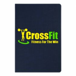 Блокнот А5 Fitness For The Win Crossfit - FatLine