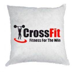 Подушка Fitness For The Win Crossfit