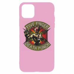 Чехол для iPhone 11 Five finger death punch