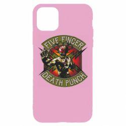 Чехол для iPhone 11 Pro Five finger death punch