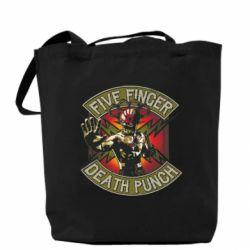Сумка Five finger death punch