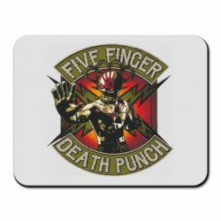 Коврик для мыши Five finger death punch