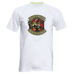 Мужская спортивная футболка Five finger death punch