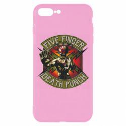 Чехол для iPhone 7 Plus Five finger death punch
