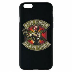 Чехол для iPhone 6/6S Five finger death punch