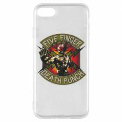 Чехол для iPhone 8 Five finger death punch