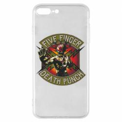 Чехол для iPhone 8 Plus Five finger death punch