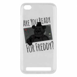 Чехол для Xiaomi Redmi 5A Five Nights at Freddy's 1