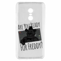 Чехол для Xiaomi Redmi Note 4 Five Nights at Freddy's 1
