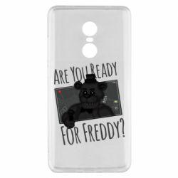 Чехол для Xiaomi Redmi Note 4x Five Nights at Freddy's 1