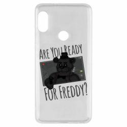 Чехол для Xiaomi Redmi Note 5 Five Nights at Freddy's 1
