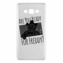 Чехол для Samsung A7 2015 Five Nights at Freddy's 1