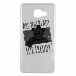 Чехол для Samsung A7 2016 Five Nights at Freddy's 1