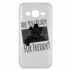 Чехол для Samsung J2 2015 Five Nights at Freddy's 1