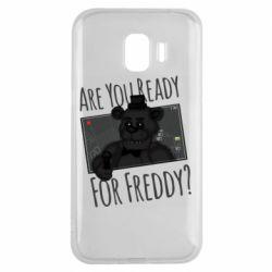 Чехол для Samsung J2 2018 Five Nights at Freddy's 1