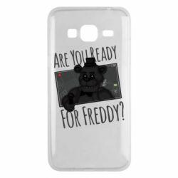 Чехол для Samsung J3 2016 Five Nights at Freddy's 1