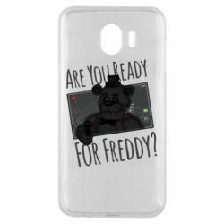 Чехол для Samsung J4 Five Nights at Freddy's 1