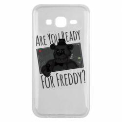 Чехол для Samsung J5 2015 Five Nights at Freddy's 1
