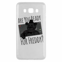 Чехол для Samsung J5 2016 Five Nights at Freddy's 1