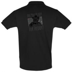 Мужская футболка поло Five Nights at Freddy's 1