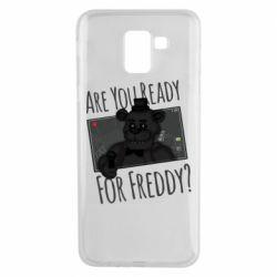 Чехол для Samsung J6 Five Nights at Freddy's 1