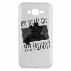 Чехол для Samsung J7 2015 Five Nights at Freddy's 1