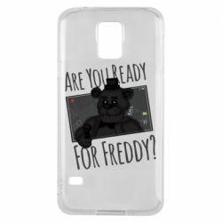 Чехол для Samsung S5 Five Nights at Freddy's 1