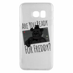 Чехол для Samsung S6 EDGE Five Nights at Freddy's 1