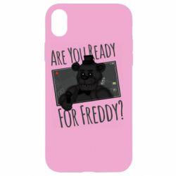 Чехол для iPhone XR Five Nights at Freddy's 1