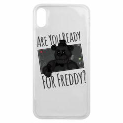 Чехол для iPhone Xs Max Five Nights at Freddy's 1