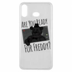 Чехол для Samsung A6s Five Nights at Freddy's 1