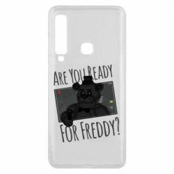 Чехол для Samsung A9 2018 Five Nights at Freddy's 1