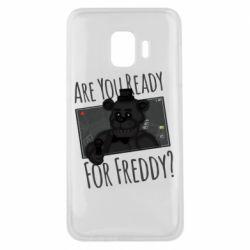 Чехол для Samsung J2 Core Five Nights at Freddy's 1