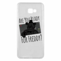 Чехол для Samsung J4 Plus 2018 Five Nights at Freddy's 1