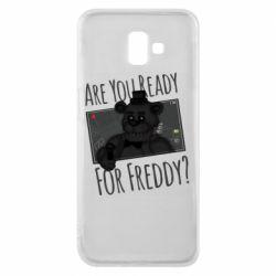 Чехол для Samsung J6 Plus 2018 Five Nights at Freddy's 1
