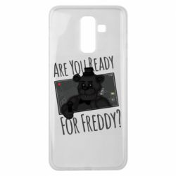 Чехол для Samsung J8 2018 Five Nights at Freddy's 1