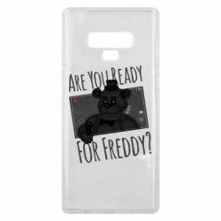 Чехол для Samsung Note 9 Five Nights at Freddy's 1