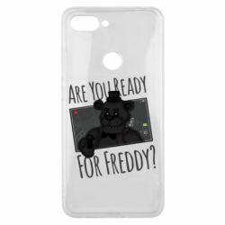 Чехол для Xiaomi Mi8 Lite Five Nights at Freddy's 1