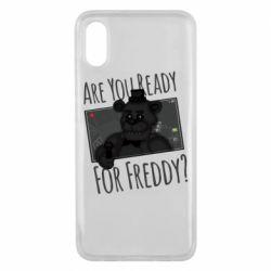 Чехол для Xiaomi Mi8 Pro Five Nights at Freddy's 1