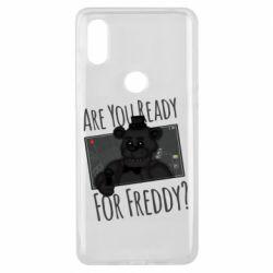 Чехол для Xiaomi Mi Mix 3 Five Nights at Freddy's 1