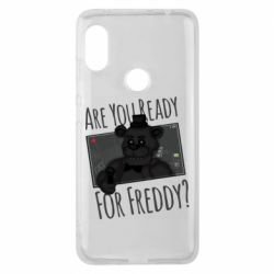 Чехол для Xiaomi Redmi Note 6 Pro Five Nights at Freddy's 1