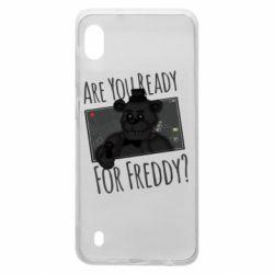 Чехол для Samsung A10 Five Nights at Freddy's 1