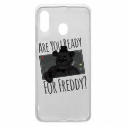 Чехол для Samsung A20 Five Nights at Freddy's 1