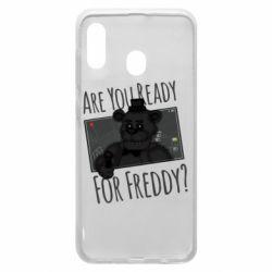 Чехол для Samsung A30 Five Nights at Freddy's 1