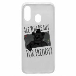 Чехол для Samsung A40 Five Nights at Freddy's 1