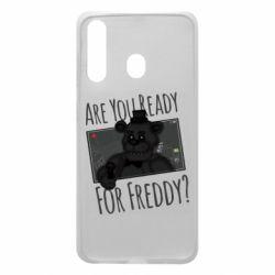 Чехол для Samsung A60 Five Nights at Freddy's 1